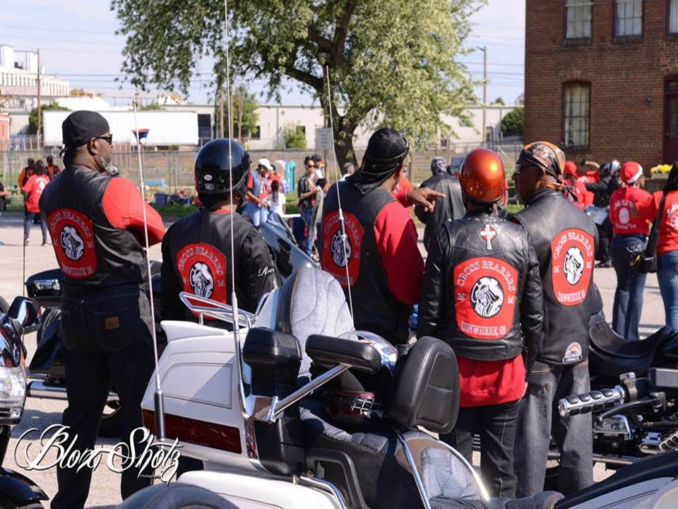 SICKLE CELL RIDE 2014--PETERSBURG, VA