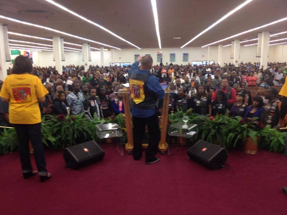 Sanctuary Pastor 2014