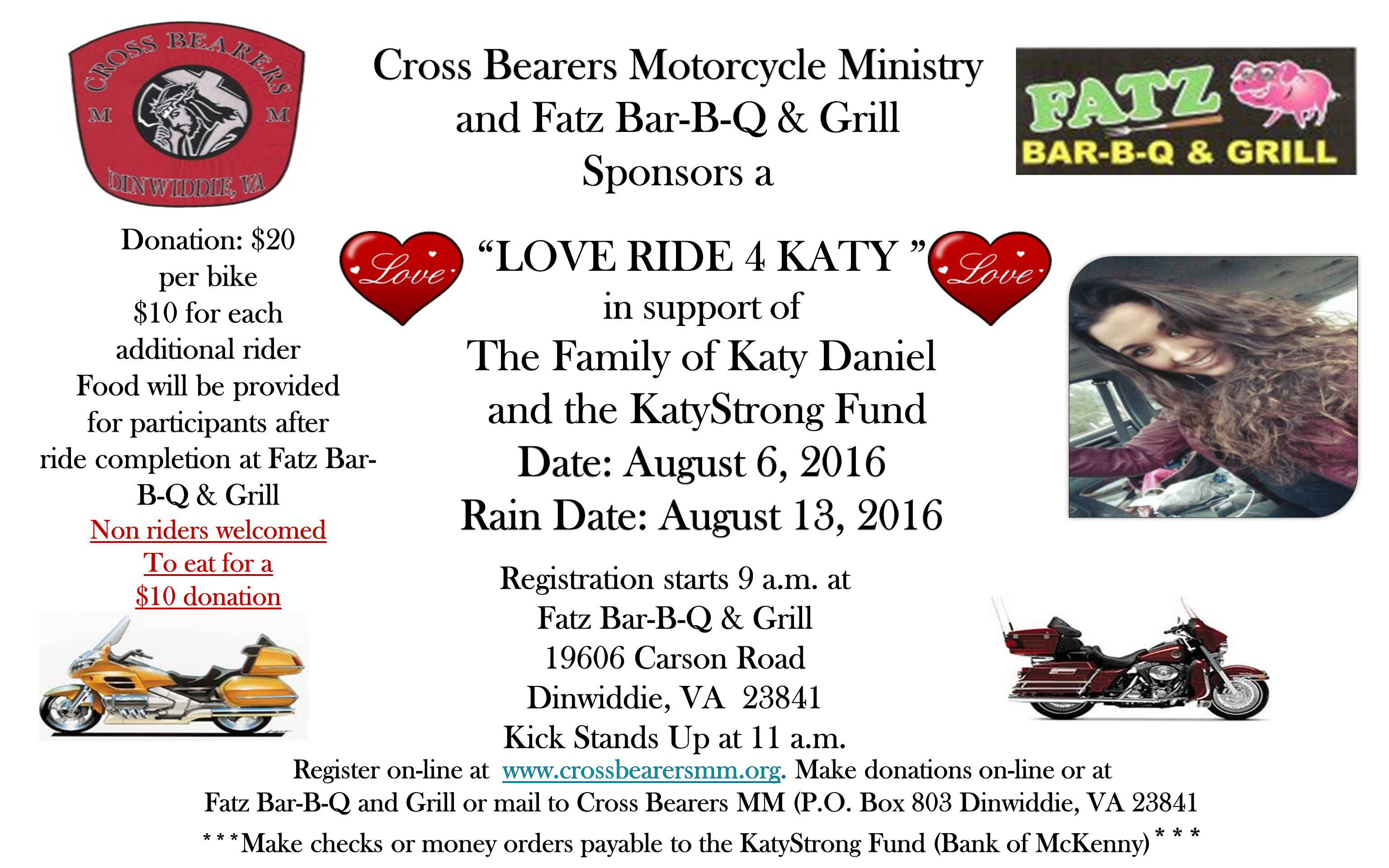 Katy Strong Flyer
